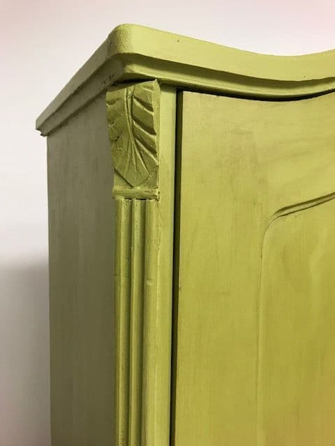 Old French Cupboard - c5